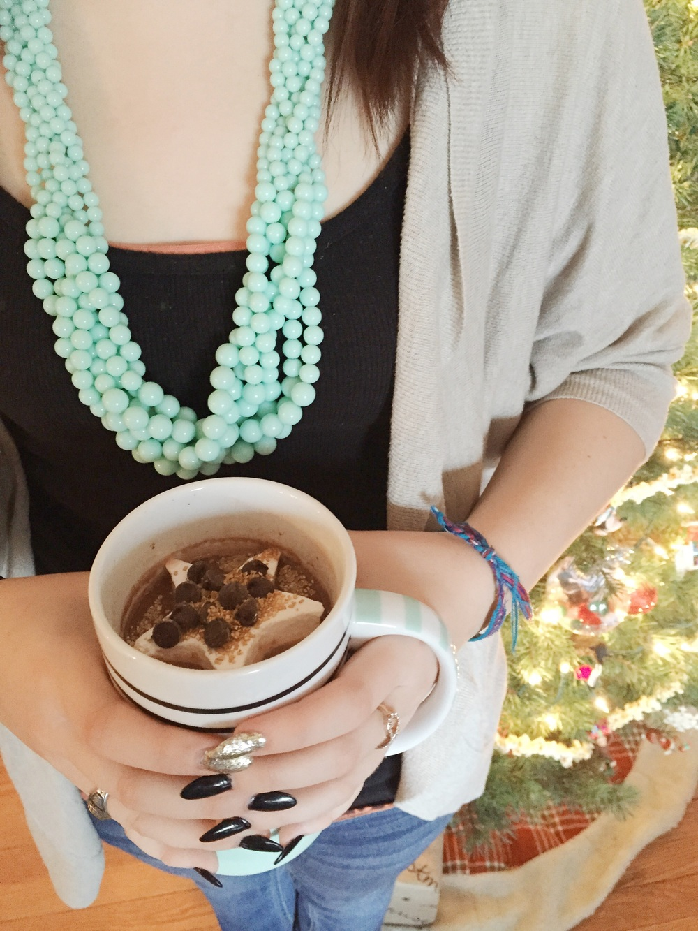 DIY Hot Cocoa Bar (click through for details)