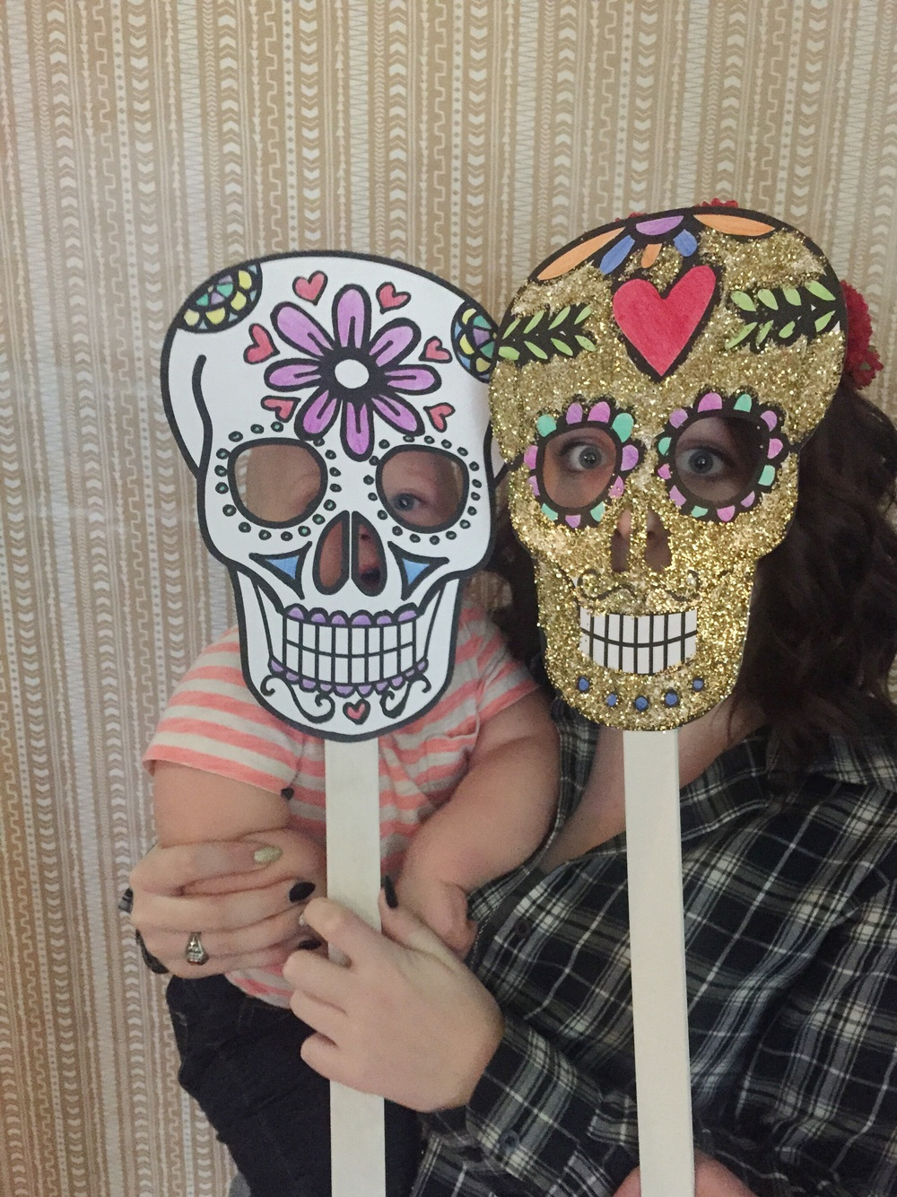 Skylar's Sugar Skull Fiesta (click through for more)