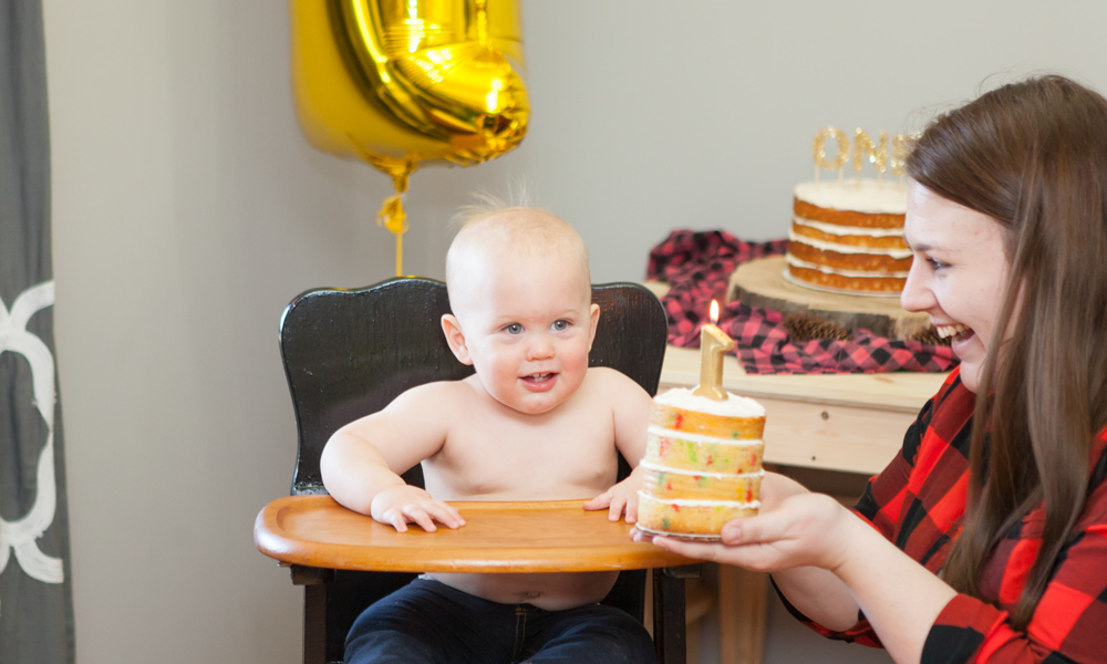 Camp Waters: Noah's First Birthday Party (click through for details)