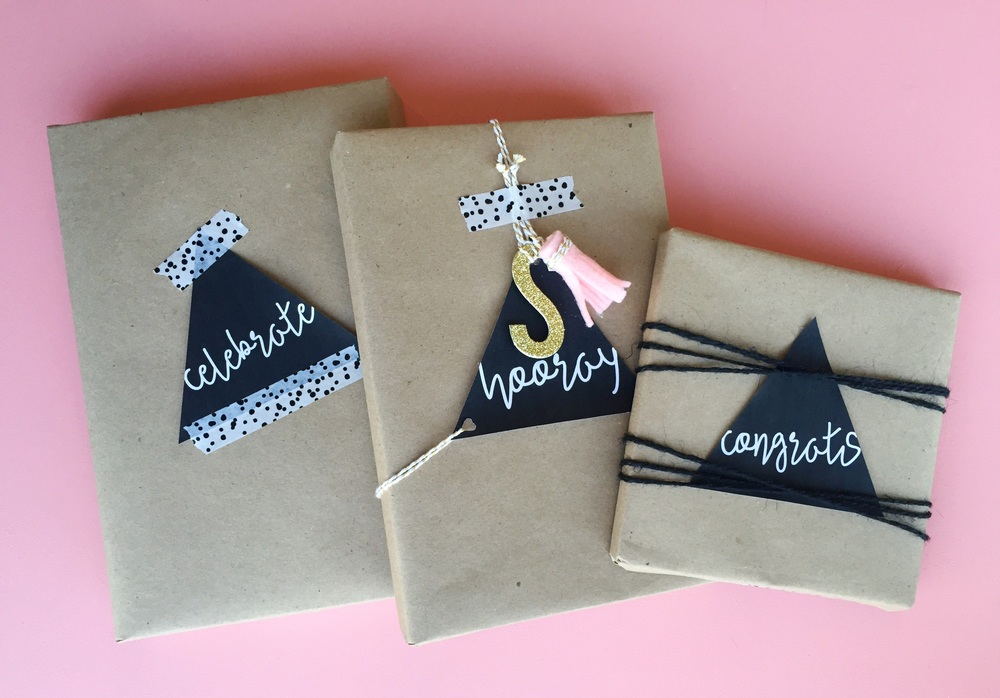 download + print three free printable gift tags