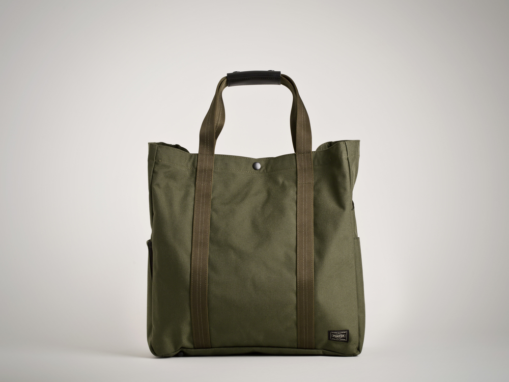 Porter Tote Bag.