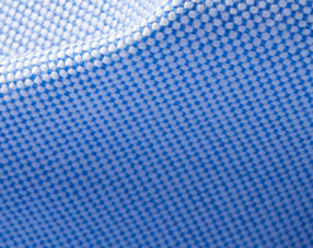 Oxford fabric.