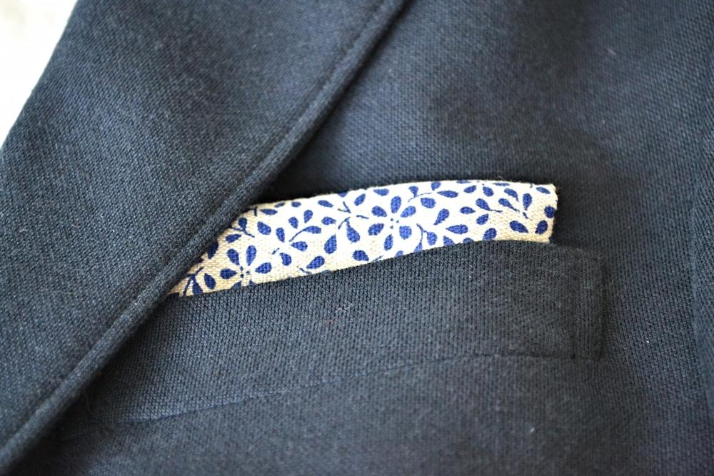 Blue Jay in jacket
