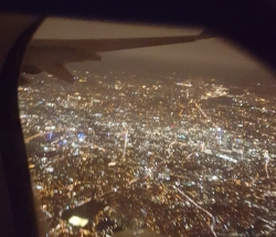 London from the air. Oct 22, 2015.