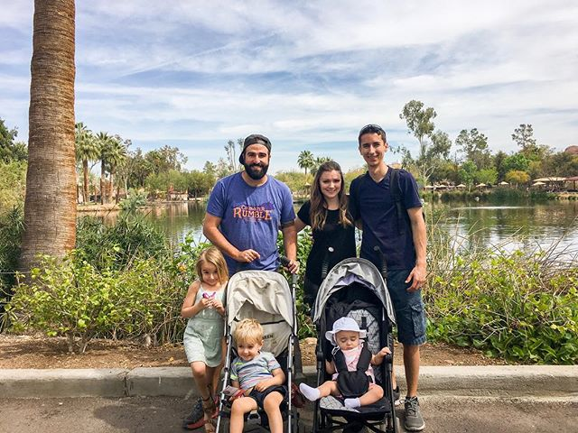 Amazing day at the Zoo with my friends Ryan, Deirdre, and Melanie! I've been so blessed to be able to connect with great people like them Via Dutch Bros Arizona. Many blessings to the Lane family.