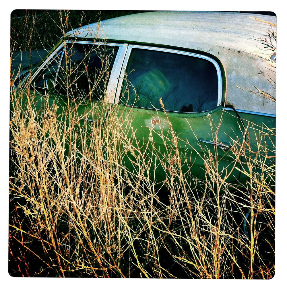 Old Car in Marathon TX Texas