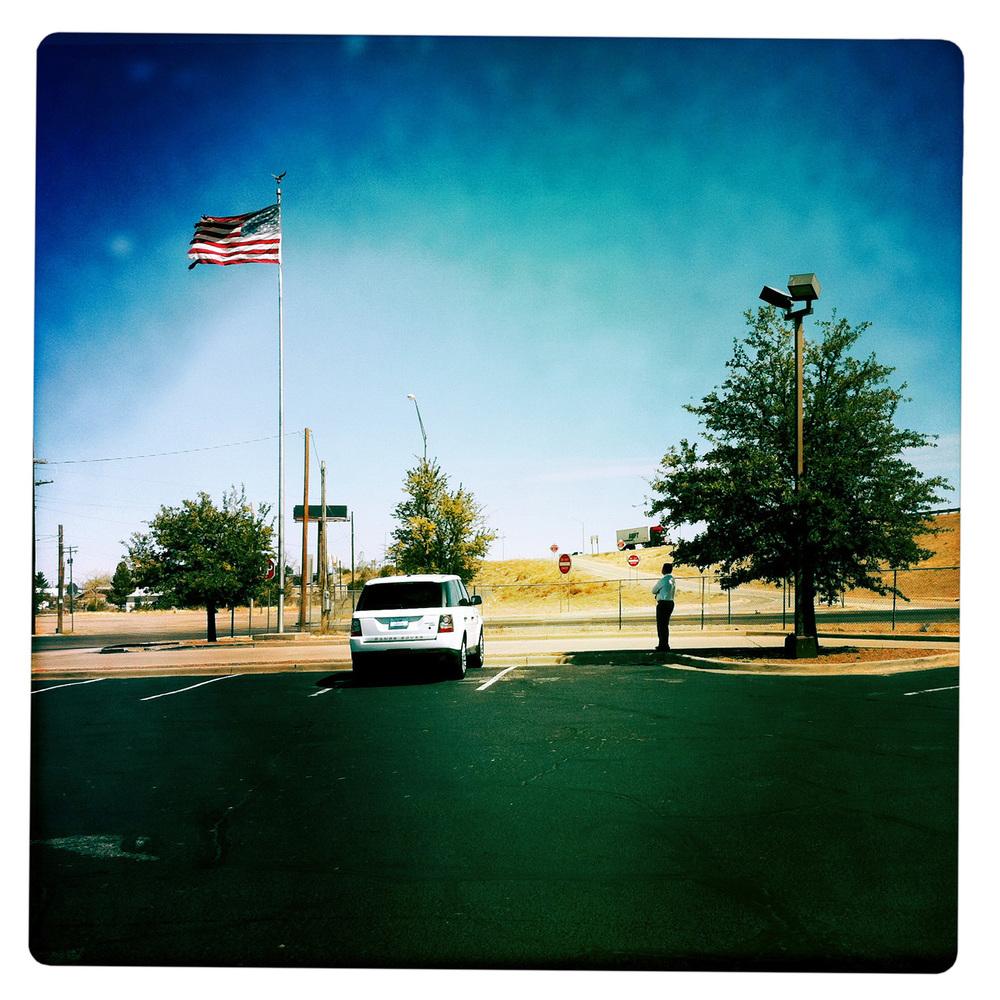 Somewhere near Lordsburg NW New Mexico