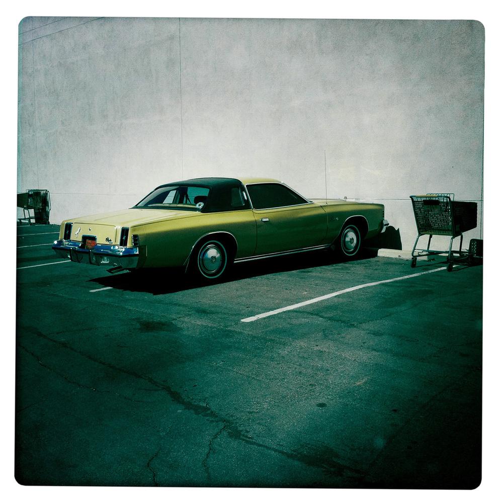Parkingspace in Willcox AZ Arizona