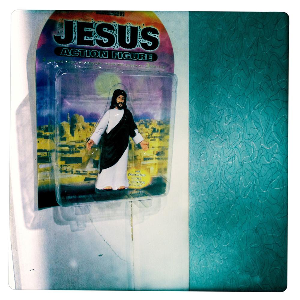 Jesus Actionfigure San Diego CA California