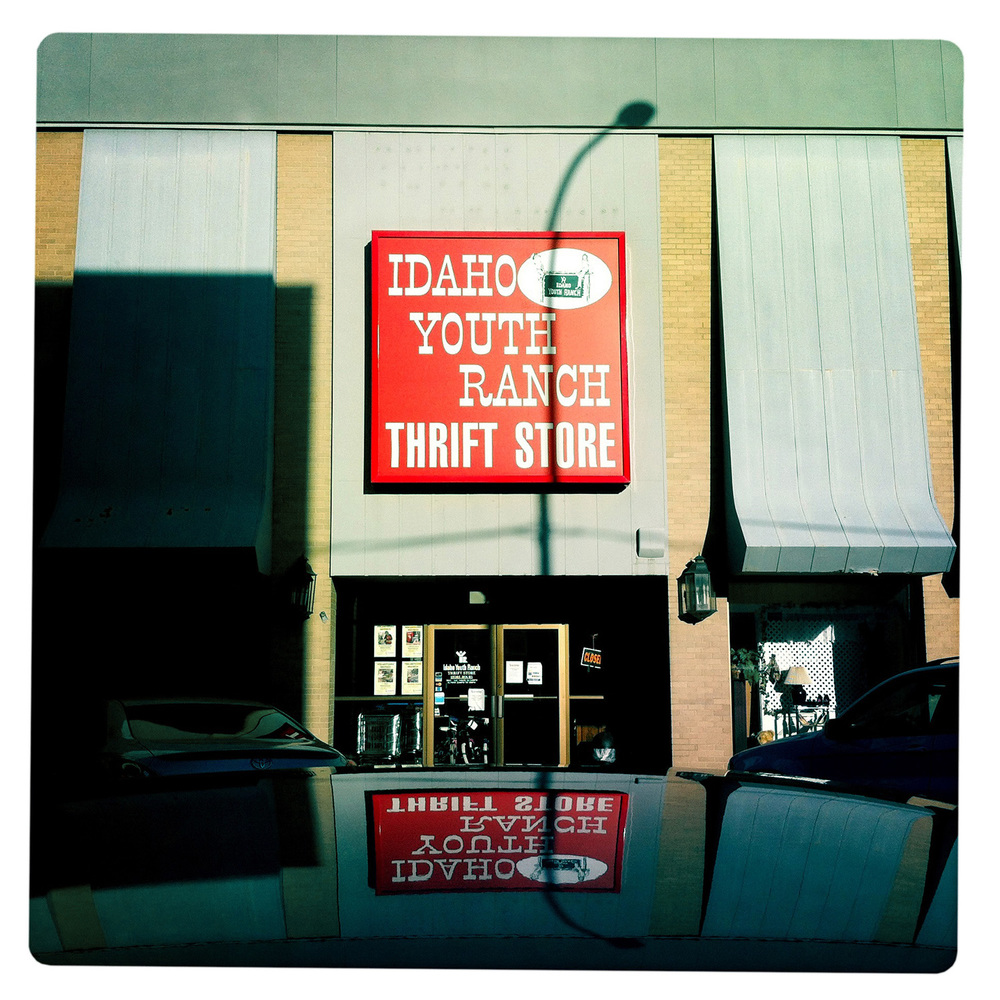 Thrift Store Downtown Idaho Falls ID Idaho
