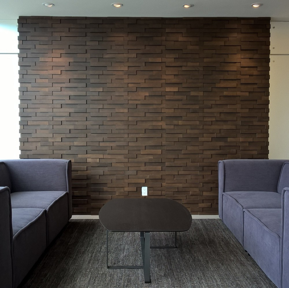 Lobby Feature Wall