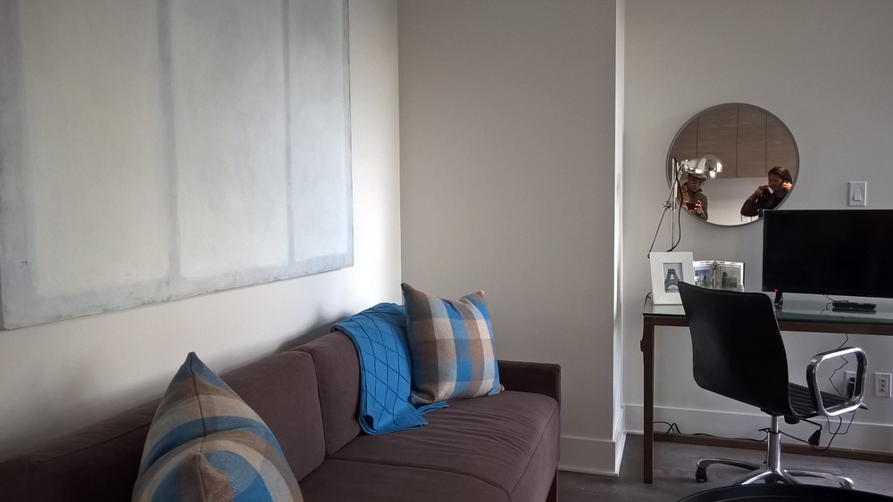 Guest Suite Living Room