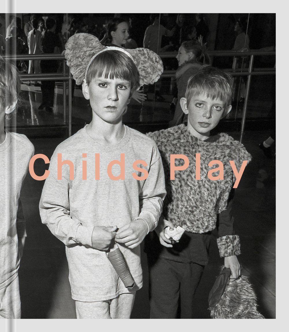'Child's Play' urges for the re-introduction of a new national play strategy which halts the closing of playgrounds and defends children's rights to play. In late January 2017 the book was disseminated to key policy makers, experts and each of the UK's 433 local councils, and a symposium on 20 March 2017 explored the issue of spaces for play, looking at the real and imagined barriers to play in our cities, and focusing in particular on the privatisation of space.   http://foundlingmuseum.org.uk/events/childs-play/    http://www.newyorker.com/culture/photo-booth/mark-nevilles-immersive-photo-experiment    https://www.theguardian.com/artanddesign/2017/jan/31/childs-play-photography-mark-neville-interview    http://www.bbc.com/culture/story/20170209-the-mysterious-power-of-childrens-play    https://www.timeout.com/london/art/childs-play