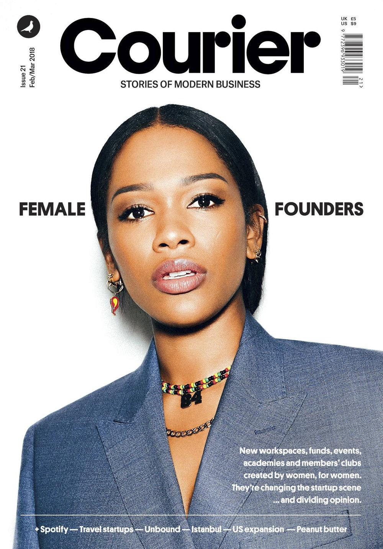 Courier Magazine
