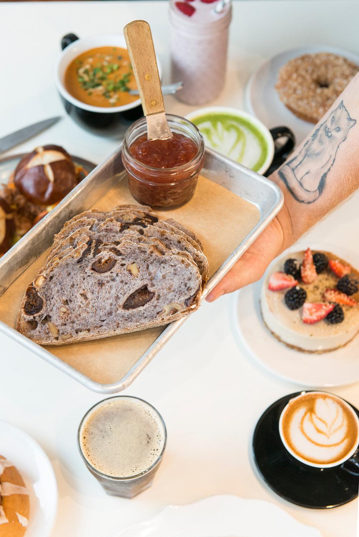 Client: Fox & Fig | Restaurnt/Coffee Shop, Savannah, GA
