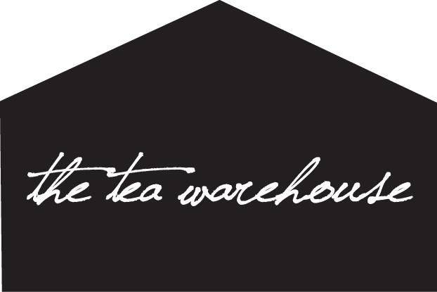 the tea warehouse's 1st logo