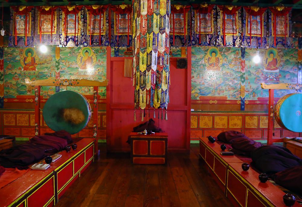 Tengboche Monastery - Tengboche, Nepal