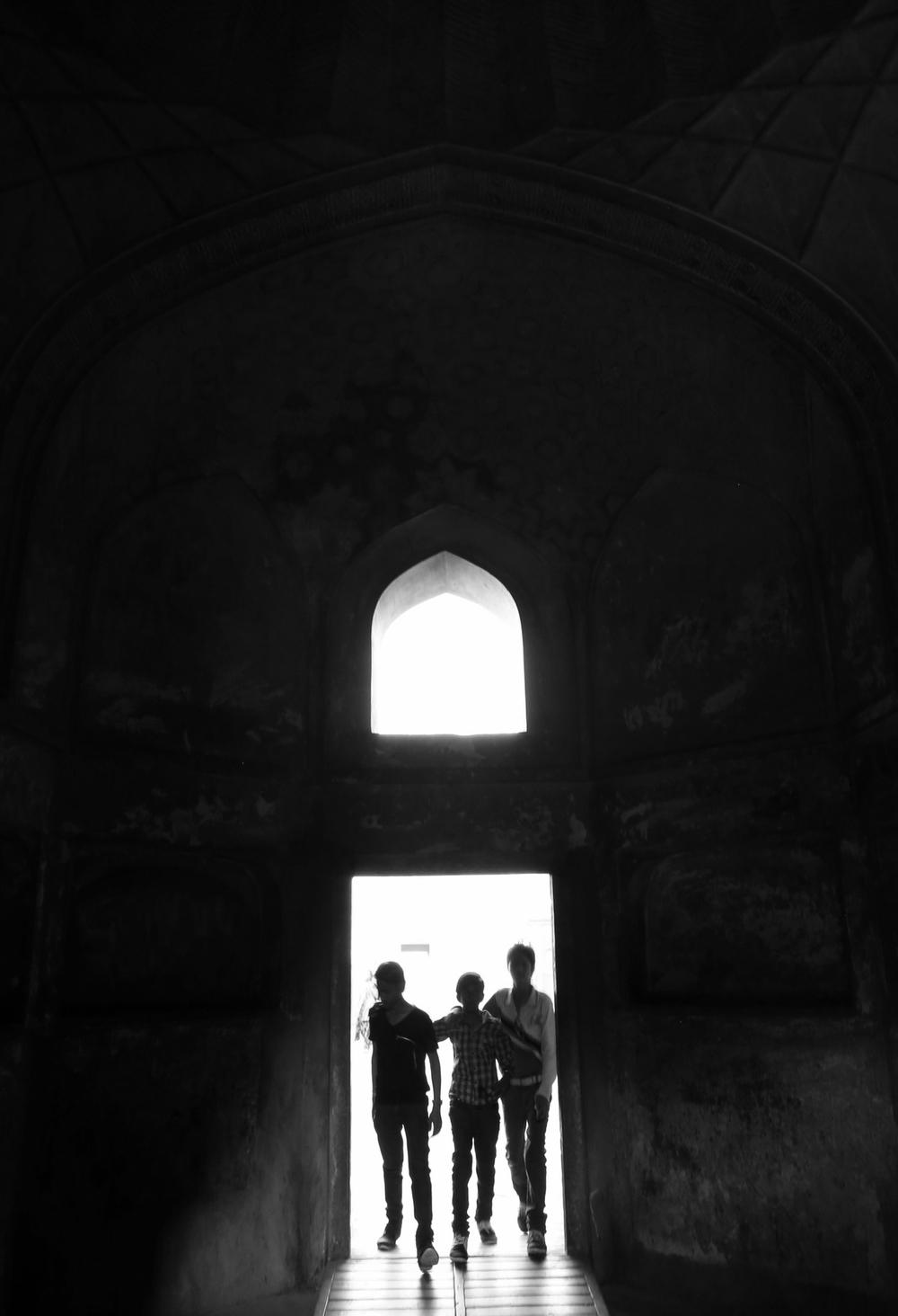 Teens - Elephanta Island, Mumbai