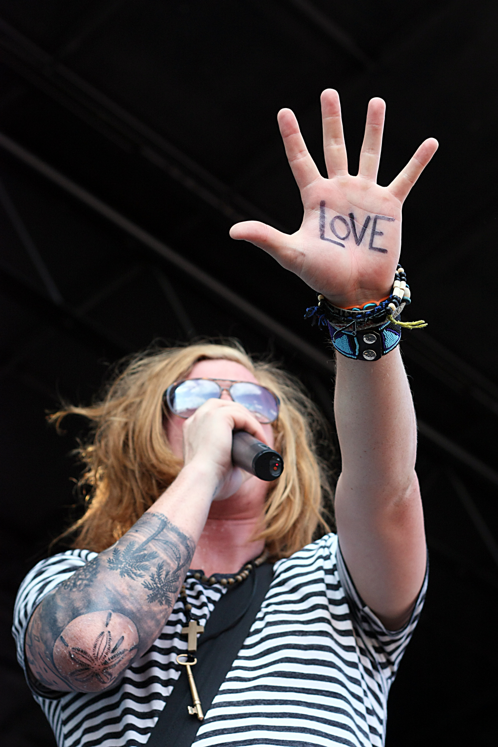 Travis Clark, We The Kings