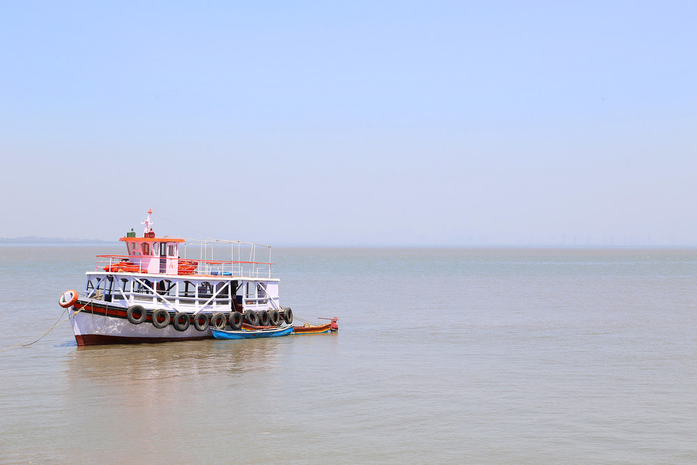 Boat - Elephanta Island, Mumbai, India