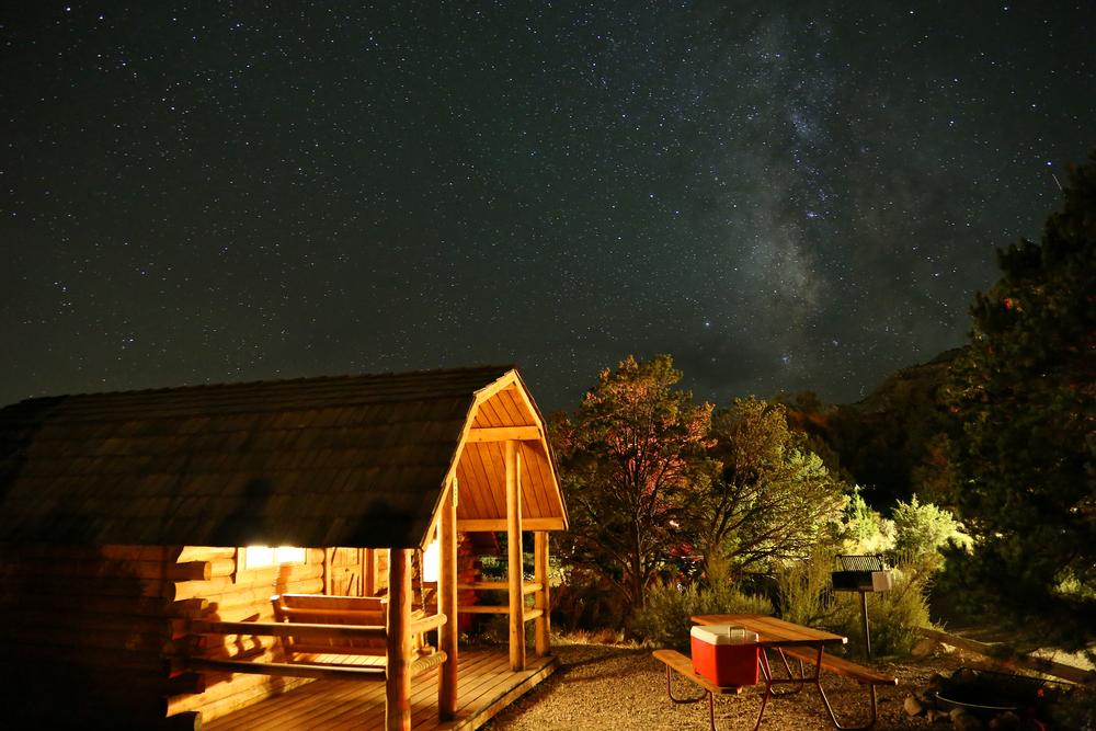Canonville KOA, Bryce Valley