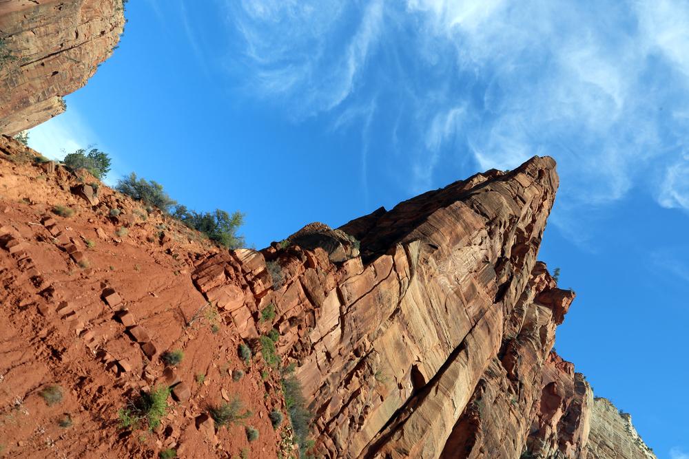 Rockscapes, Zion National Park