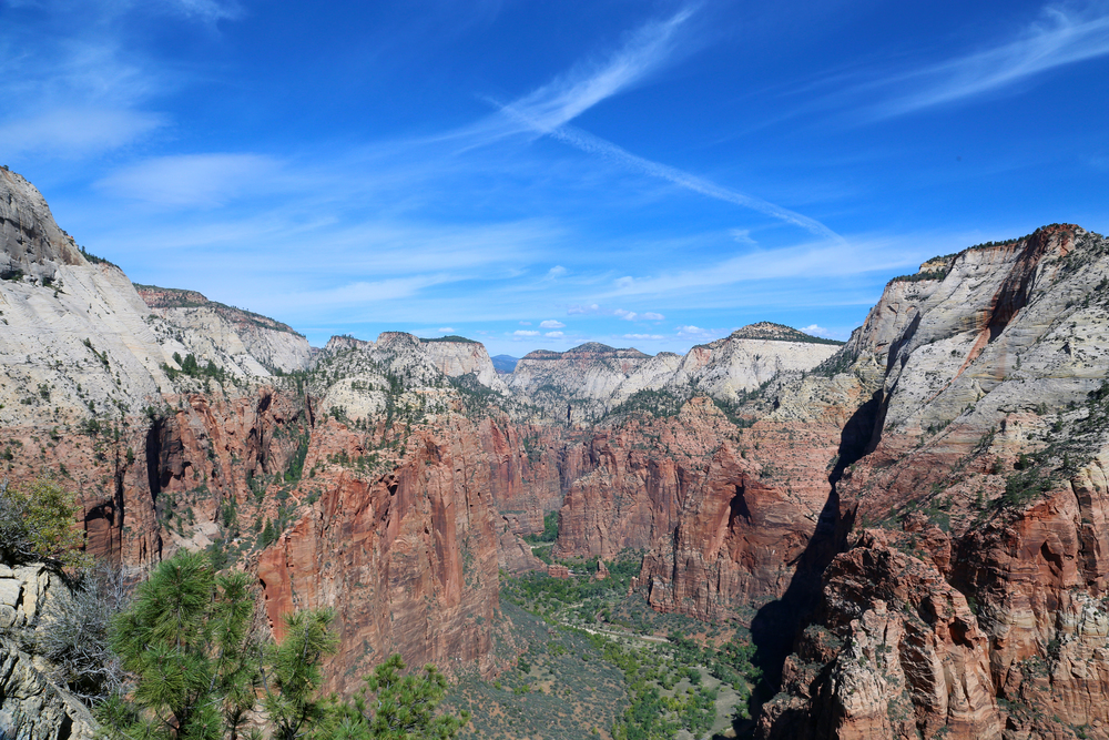 Top of Angels Landing, Zion National Park