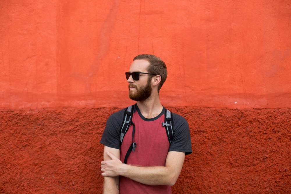 Dave in Oaxaca