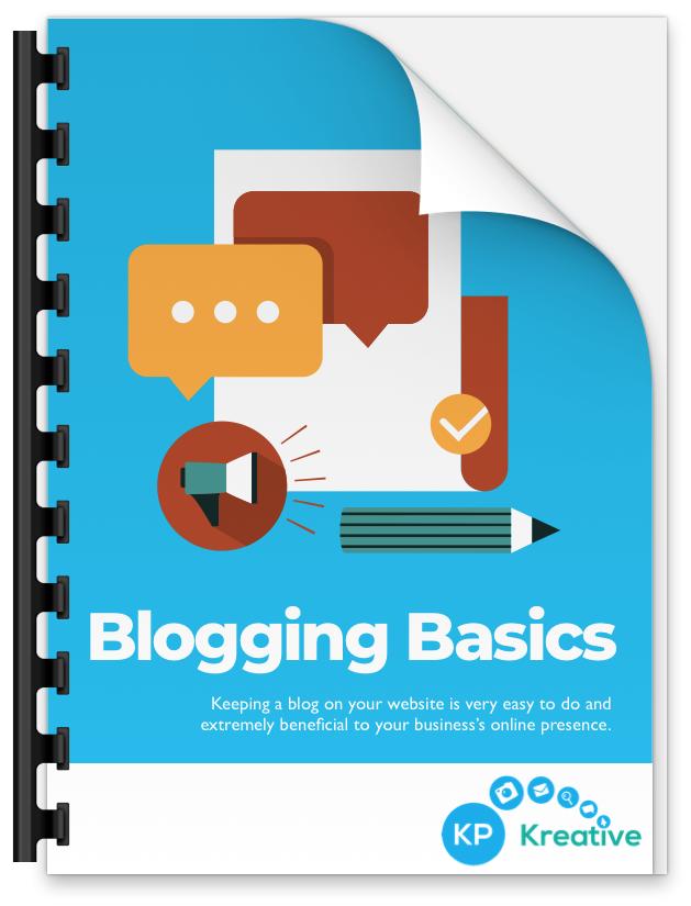 Blogging Basics Ebook