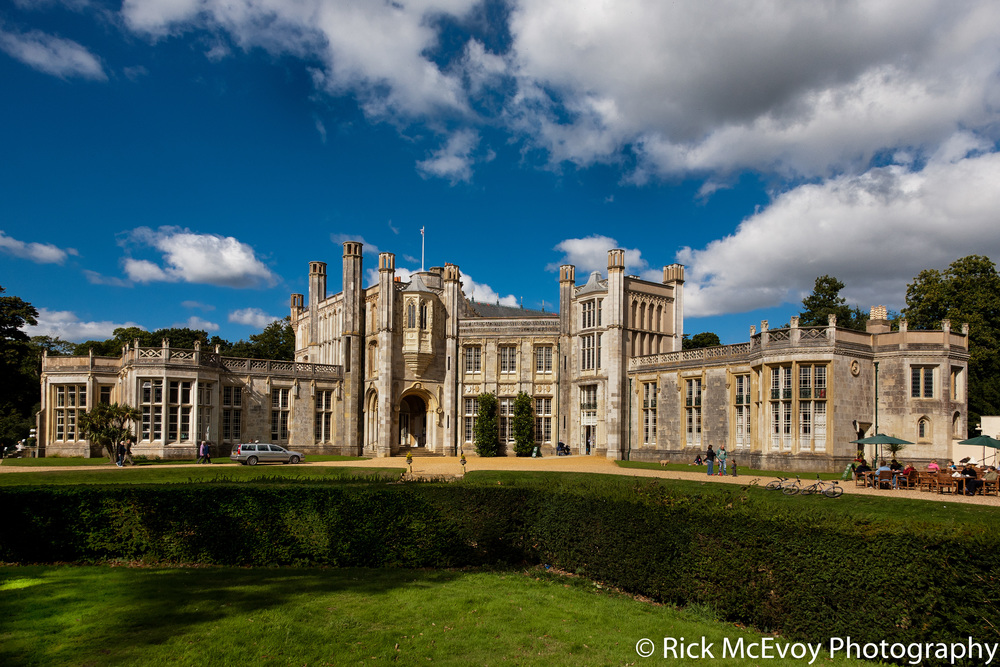 Highcliffe Castle by Dorset Wedding Photographer Rick McEvy