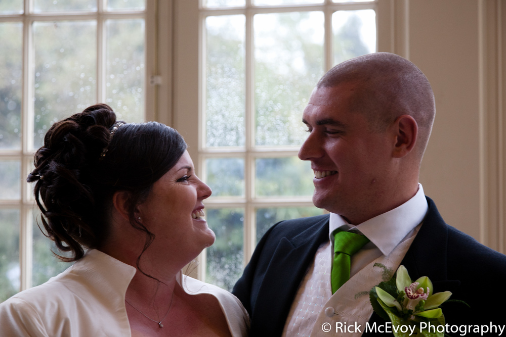 The Bride and Groom, Rick McEvoy Dorset Wedding Photographer