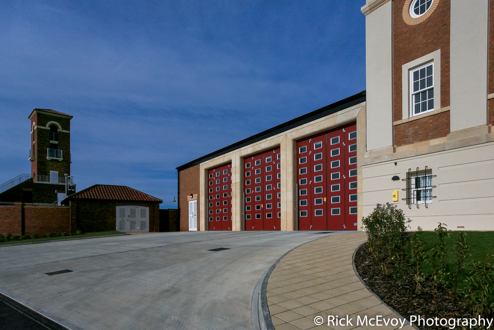Dorchester Fire Station By Rick McEvoy Architectural Photographers