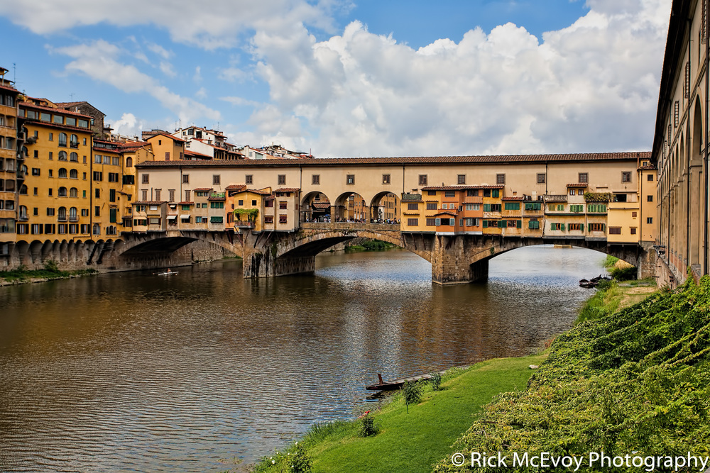 Ponte Vecchio by Rick McEvoy Architectural Photographers