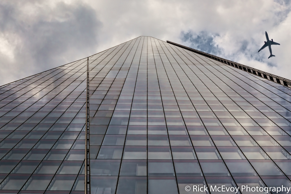 The Shard, London by Rick McEvoy Architectural Photographers