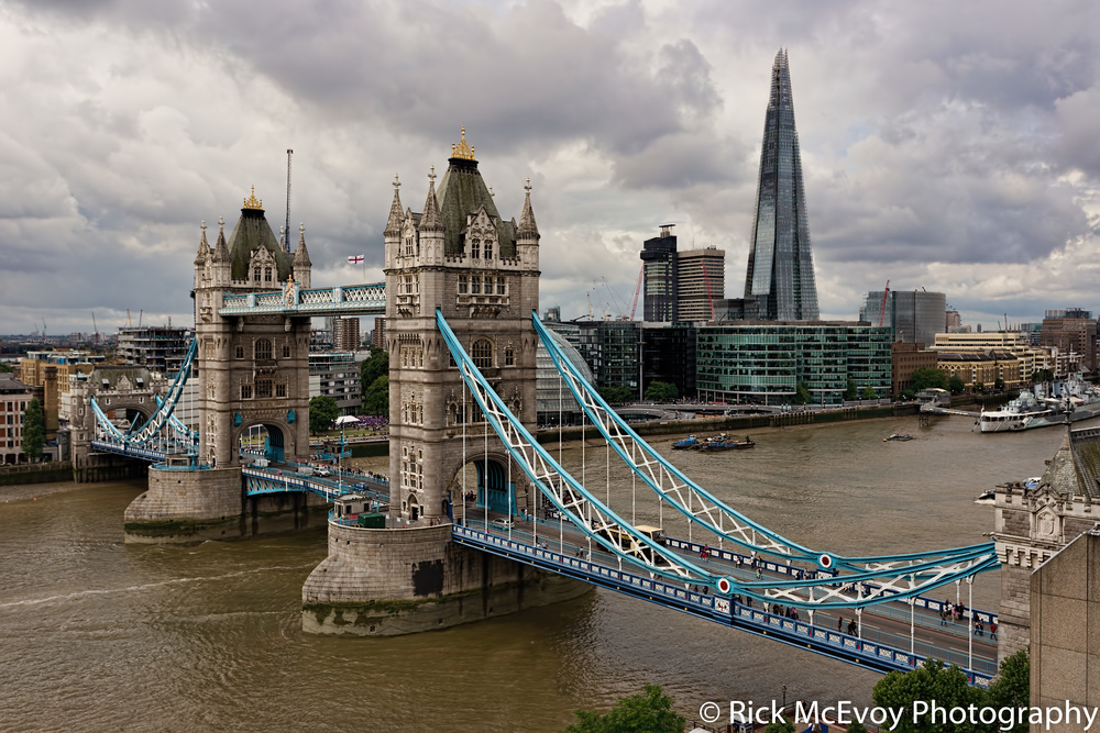 London Bridge by Rick McEvoy Architectural Photographers