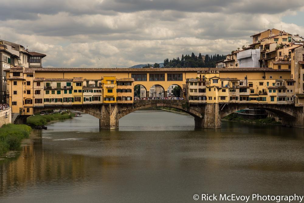 Ponte Vecchio - full frame image