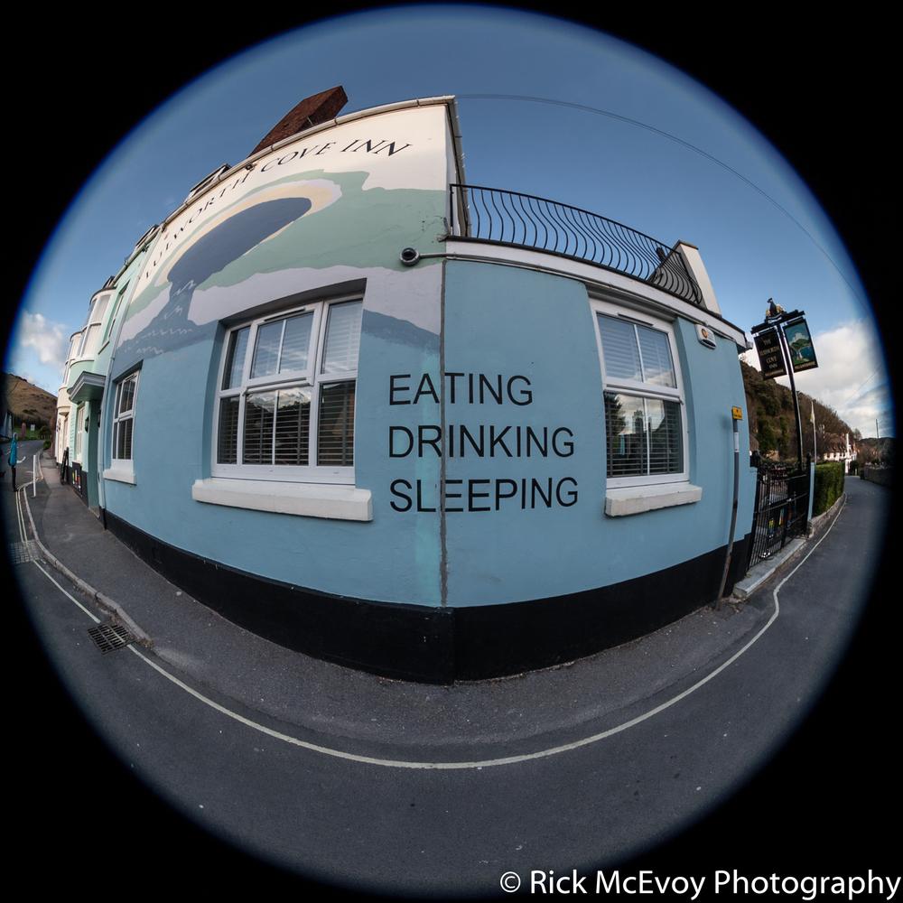 Dorset Pub by Rick McEvoy Dorset Photographer