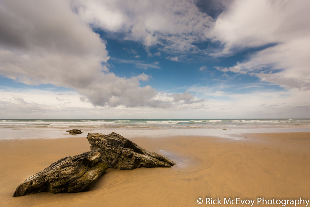 Watergate Bay Beach, Cornwall