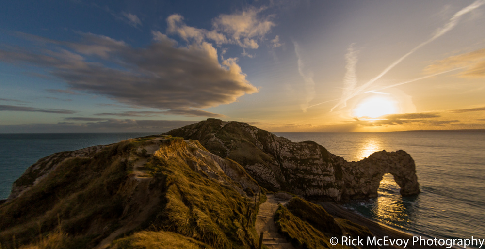 Durdle Door, Dorset, by Dorset Photographer Rick McEvoy
