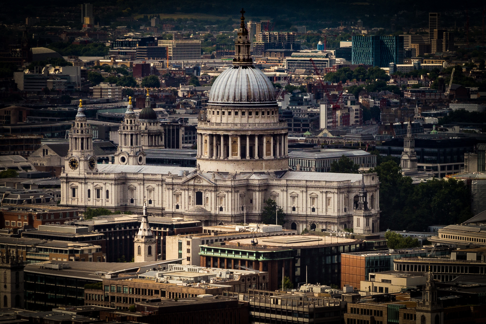 St Paul's Cathedral, London, by Rick McEvoy Architectural Photographer