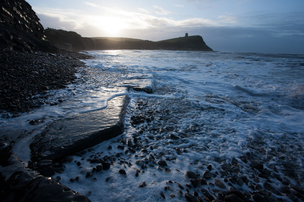 Kimmeridge Bay, Dorset, RAW, unedited image