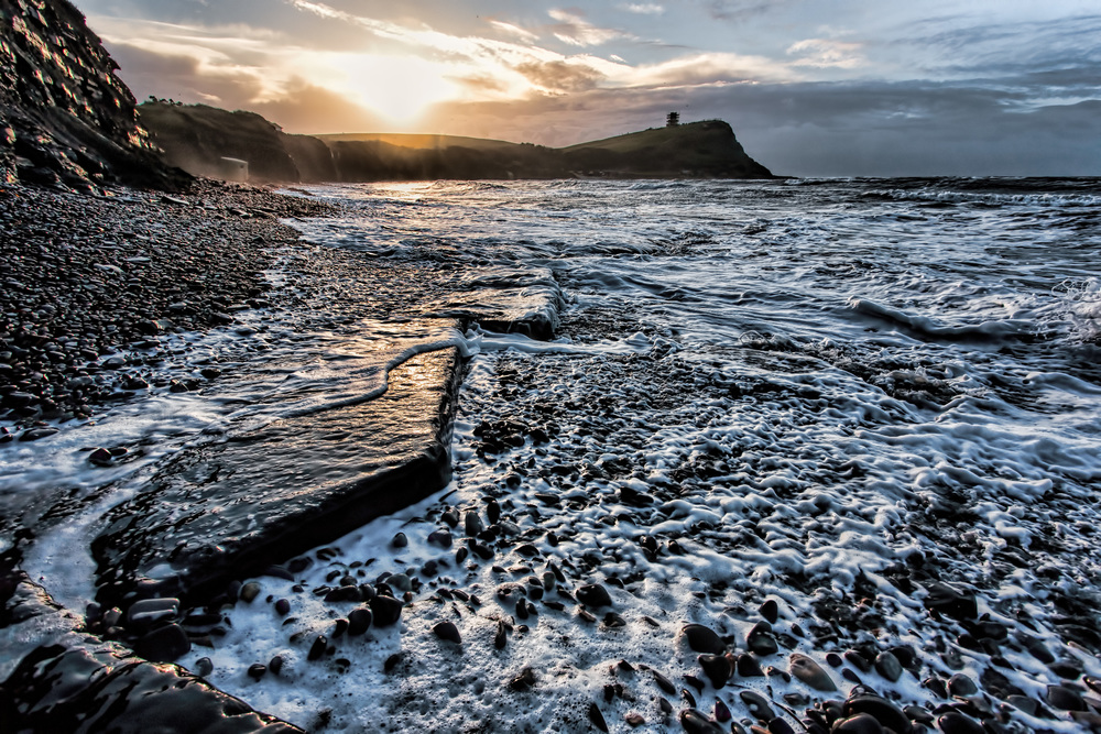 Kimmeridge Bay Topaz Labs edit