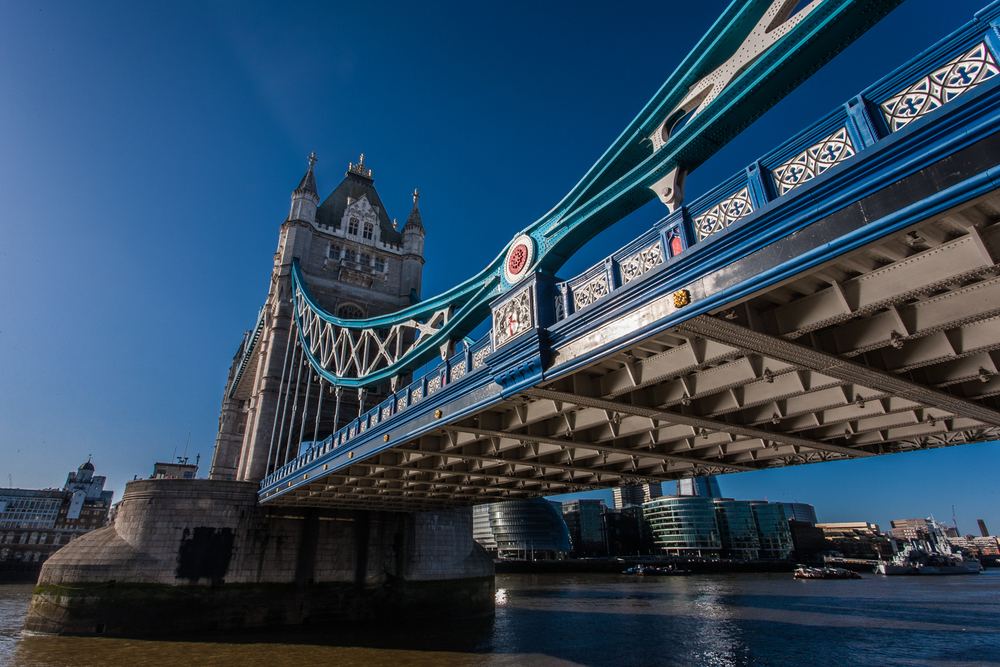London Bridge by London Photographer Rick McEvoy