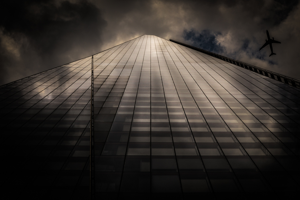 The Shard by London Photographer Rick McEvoy