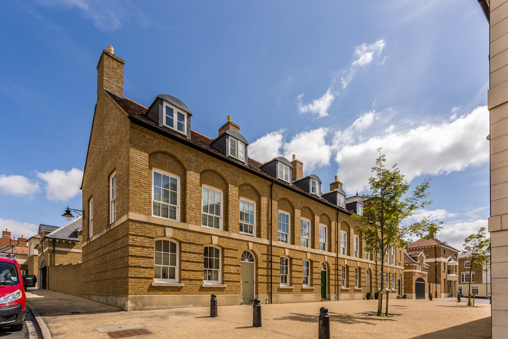 Poundbury Photography by Rick McEvoy Architectural Photographer