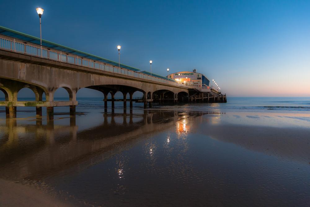 Rick McEvoy Photography Portfolio 2014 Image 1 - Bournemouth Pier