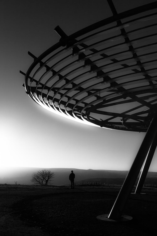 Rick McEvoy Photography Portfolio 2014 Image 3 - Panopticon, Lancashire by me architecture photographer Rick