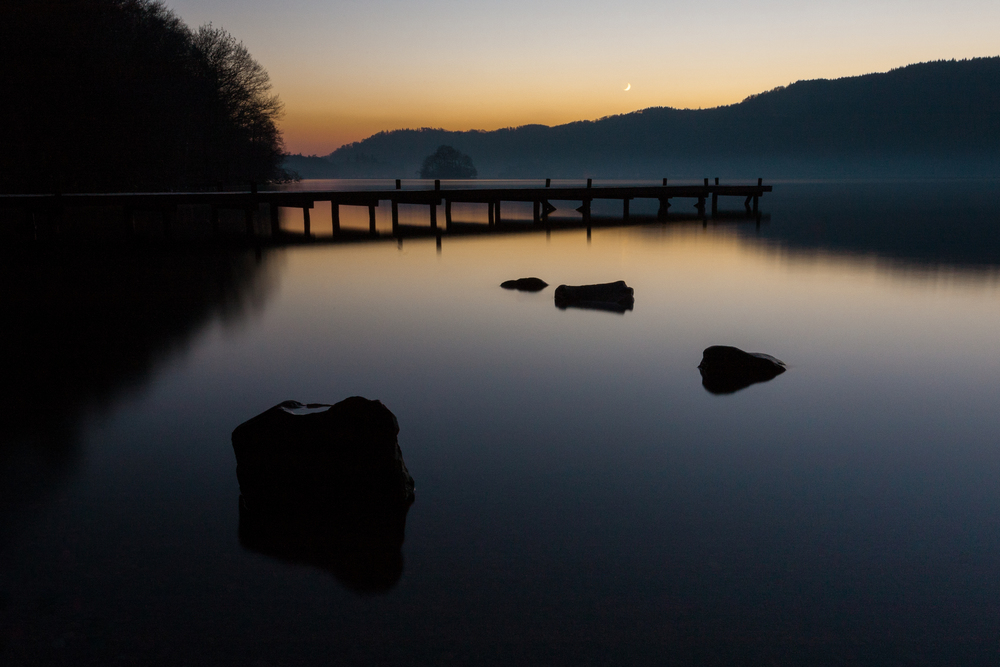 Rick McEvoy Photography Portfolio 2014 Image 6 - Lake Windermere at sunset - stunning landscape photography