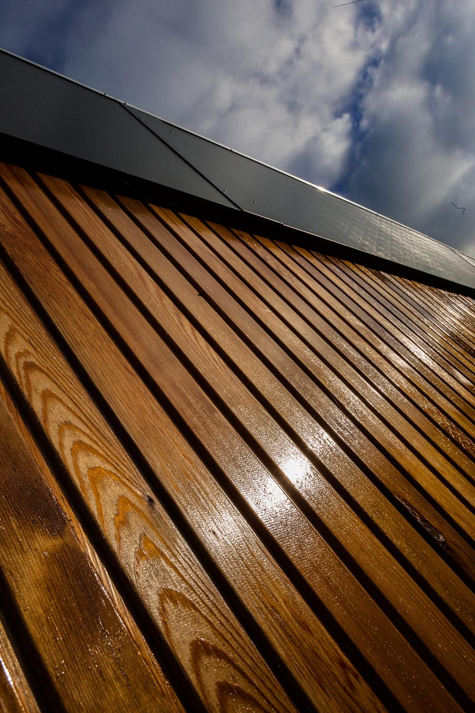 Rick McEvoy Photography Portfolio 2014 Image 13 – brand new school extension exterior by Rick McEvoy commercial photographer