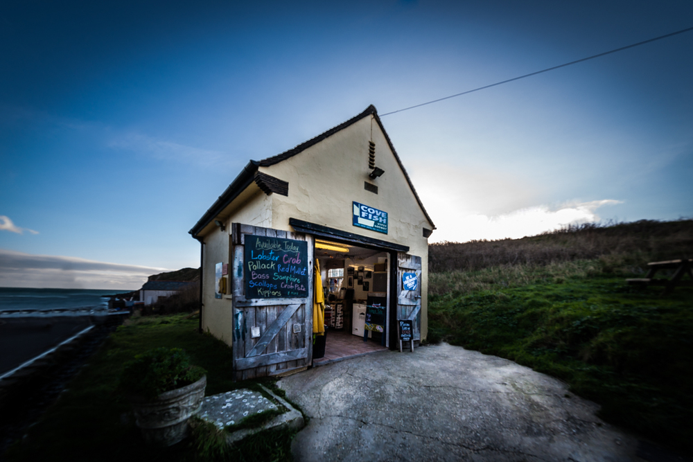 Cove Shop, Lulworth Cove